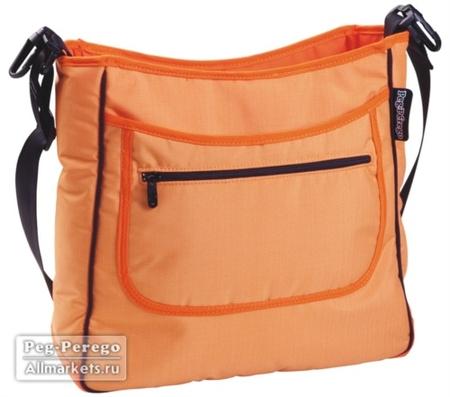 Детские товары - Peg-perego Сумка для коляски Borsa - Apricot.