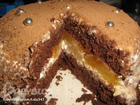Торт своими руками в микроволновке 44