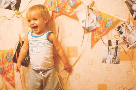 Как выглядит двухлетний ребенок