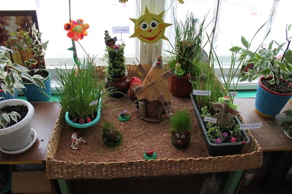 Поделка в детский сад на тему огород 21
