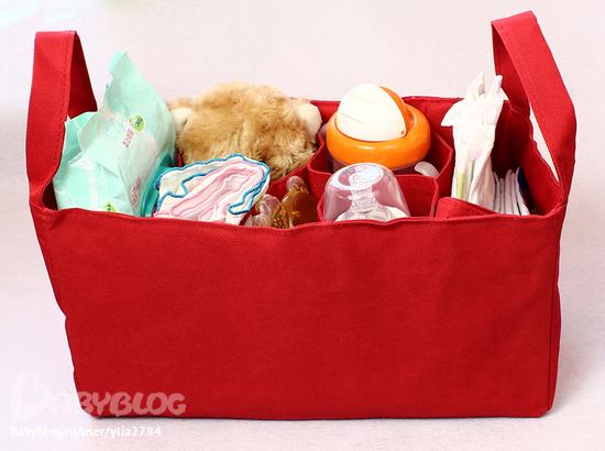 3. Органайзер в сумку 200 руб. розовый, голубой, белый.