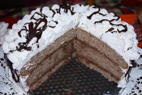 Торт при грудном вскармливании рецепт