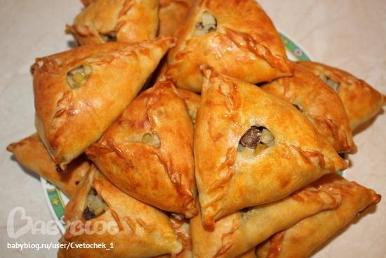 татарские пироги с мясом и картошкой рецепты с фото