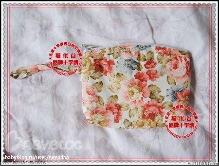 Косметички 12х9 для вышивки крестом из Китая. Под заказ! - Babyblog.ru