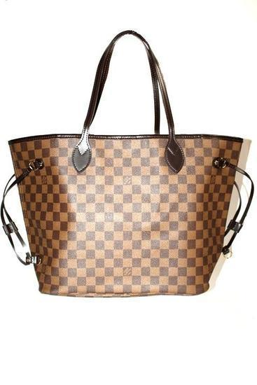 Сумка Louis Vuitton neverfull MM 51105.