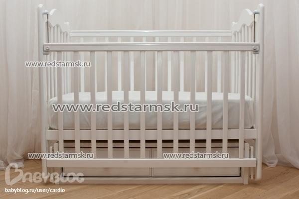 Можга Ирина. Кроватка