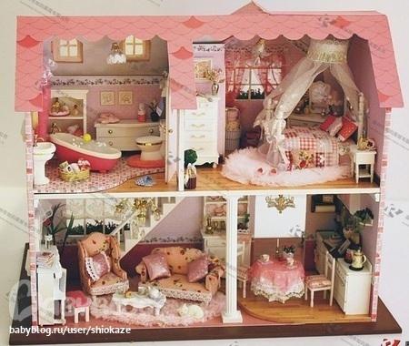 Ужас кукольный домик
