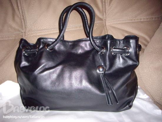 Продам новую сумку FURLA, модель Carmen. куплена в фирменном магазине...