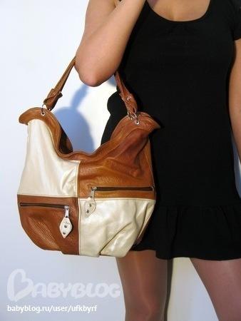 Oksanka.  Оля, а может можно заказать цвет сумочки, мне например такая...