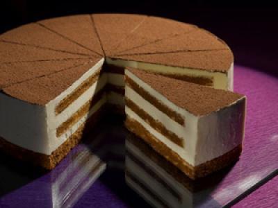 Тирамису торт под мастику рецепт с фото