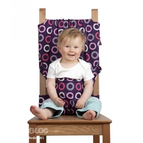 Cлинги, накидки на стул - чехол Baby Seat, дополнительные кармашки к...
