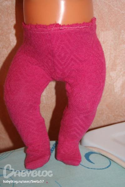 Одежда для беби борн своими руками выкройки
