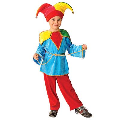Продам новый костюм Петрушки на рост 110 см за 1500 руб.