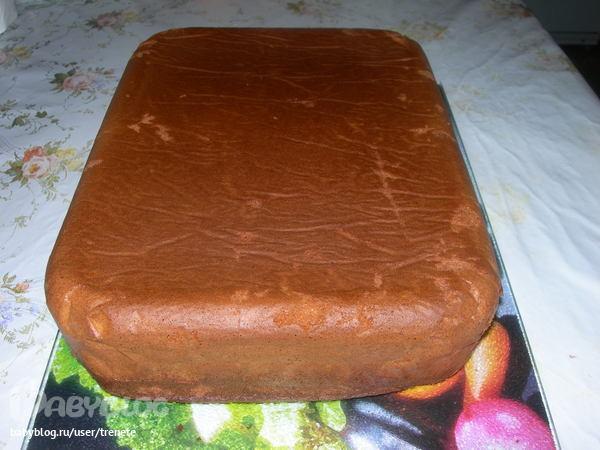 бисквит ванильный классический рецепт с фото пошагово