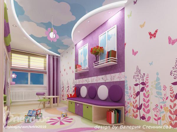 Красиво оформленные комнаты фото