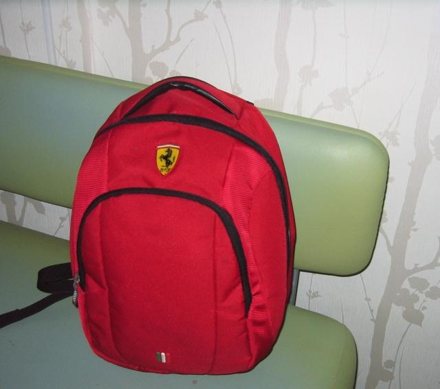 рюкзак феррари + фото. рюкзак феррари. рюкзак феррари + рисунки.