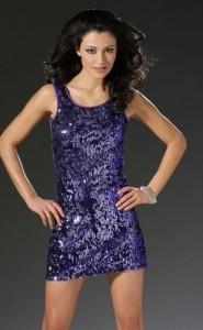 Платье с пайетками Laura Scott Evening LAURA SCOTT.  Daizilkree.