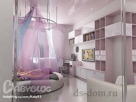Детская комната для мальчика подростка 12, 13, 14 лет