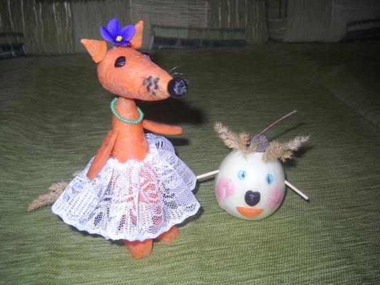 Сделать поделку из моркови в детский сад 17