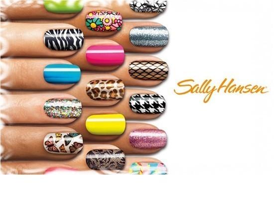 Лак для художественного дизайна на ногтях