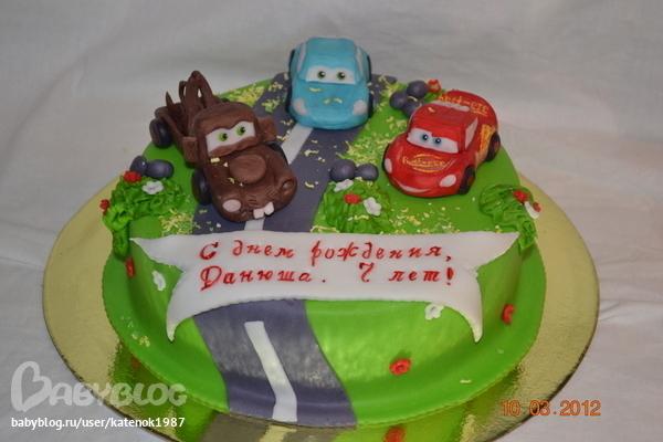 Фото тортов из мастики для мальчиков