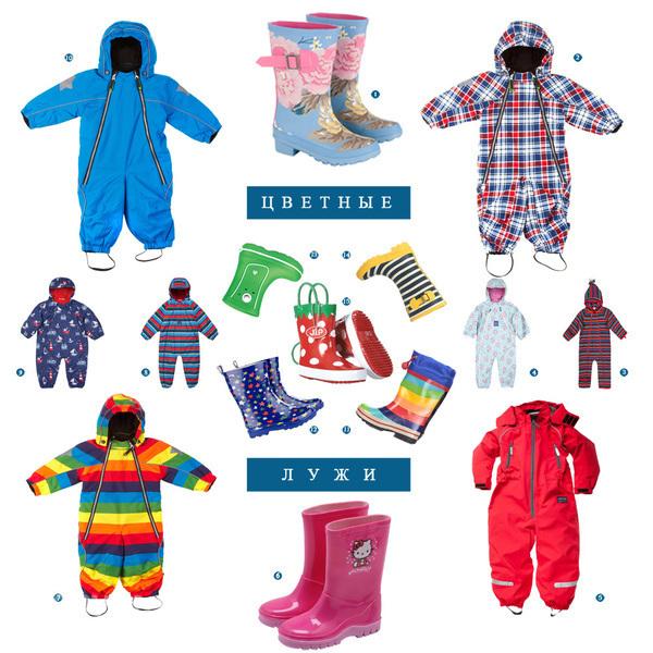 Зимняя Одежда И Обувь Для Детей