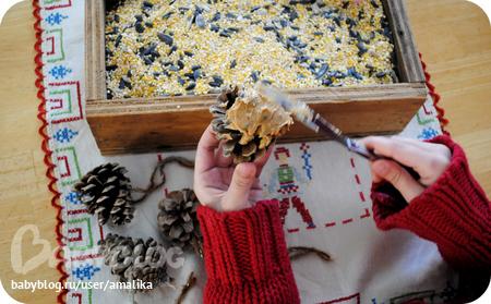Как сделать кормушку с желатином