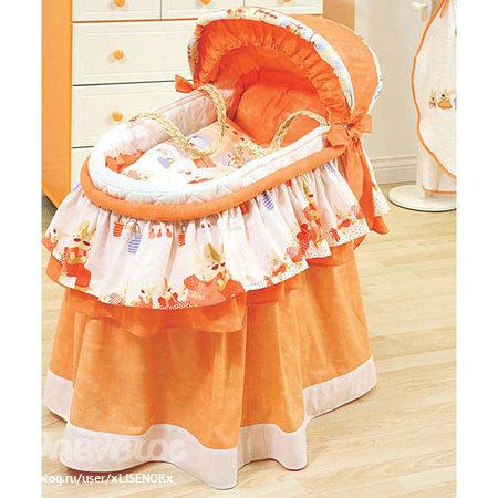 Переноска - колыбель для новорожденного HPA 1766.