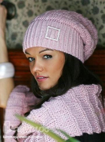 Шапки зимние вязаные. шапки иркутск. новые модели шапок.
