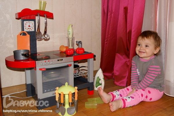 детская кухня фото