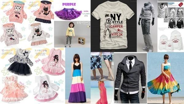 Модная Одежда Из Кореи На Заказ