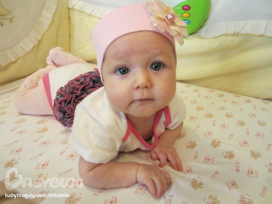 4 месяца ребенок фото: