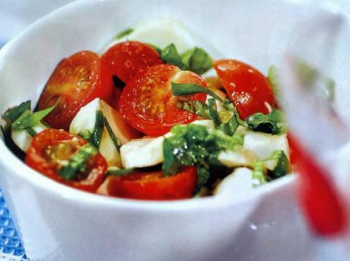 b Салат /b Капрезе, b салат/b.  Пошаговый рецепт.