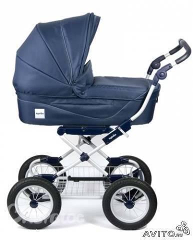 Zippy System Free от Inglesina (Инглезина) - коляска три в одном.