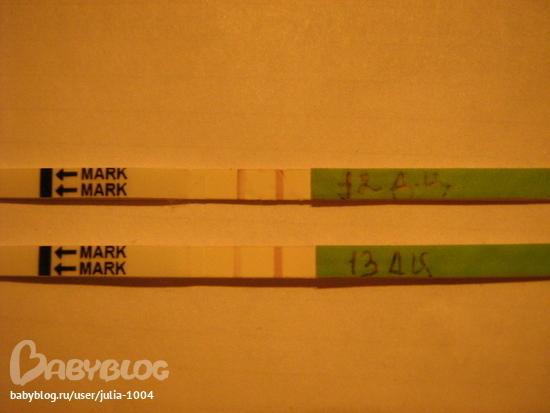 Как сделать так чтобы тест на беременность показал 2 полоски при не беременности