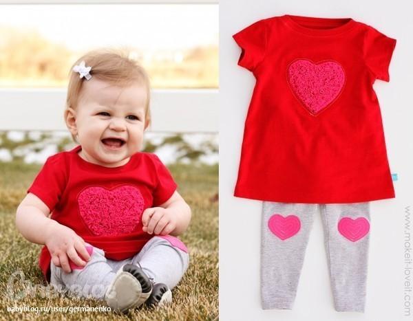 Одежда своими руками для детей фото