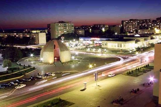 актау фото город