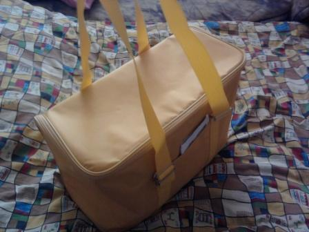 Сегодня подруга привезла мне сумку для рожениц!Сижу теперь, любуюсь)В...