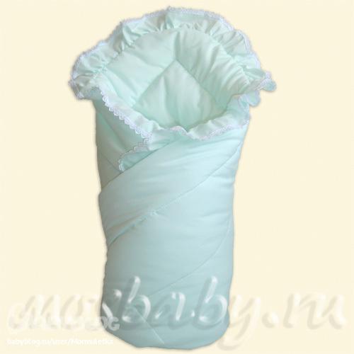 Шить конверт одеяло на выписку