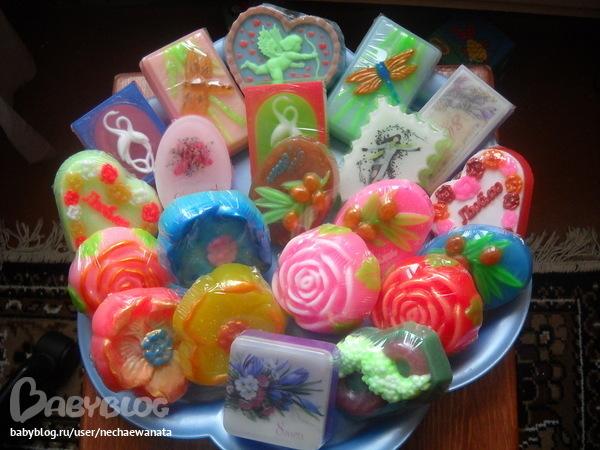 Хочу сделать мыло своими руками
