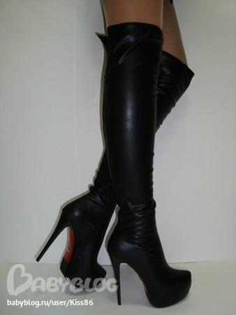Фото ножки в сапожках