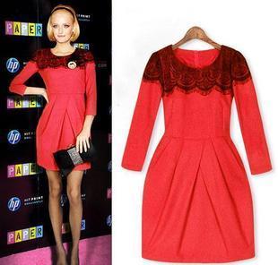 Платье Chanel (копия) под заказ любой размер (S,M,L). Шерсть+ кружево...