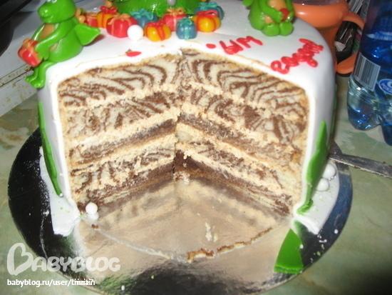 Начинка из крема для бисквитного торта