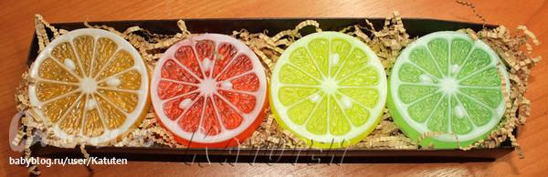Мыло лимонное своими руками - Проммонтаж