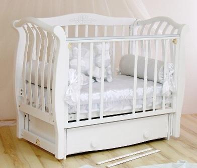 Детские кроватки италия фото