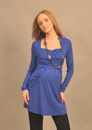 Адрес фото.  03.10.2011 Платье-Туника с драпировкой. http://eva.ru/R8l21.