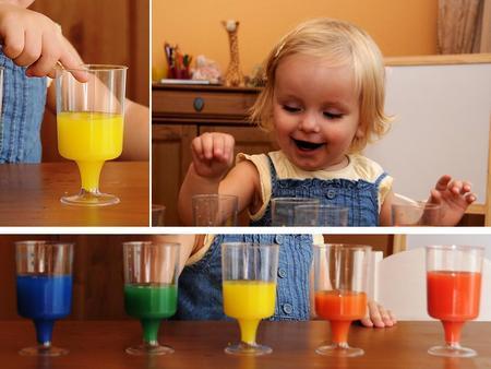 Как провести эксперимент в домашних условиях для детей