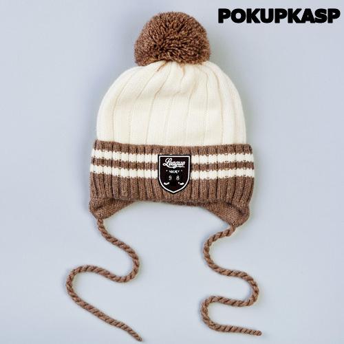 Детская зимняя шапка для мальчика связать спицами