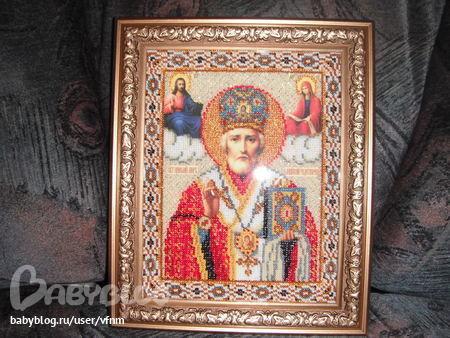 ликом Святого Пантелеймона