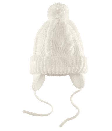 Скажите, а шапочка белая на какой ОГ примерно и какой состав?